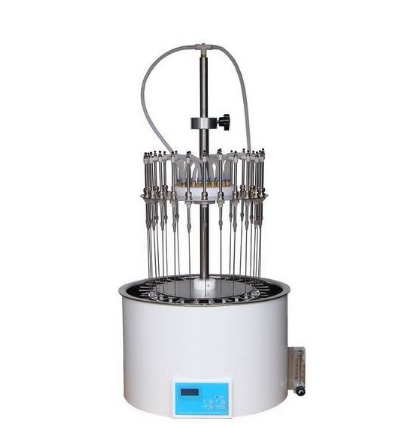 氮吹仪的原理及应用