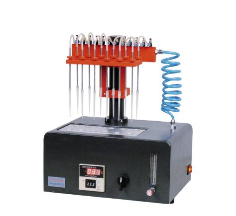 氮吹仪的使用方法