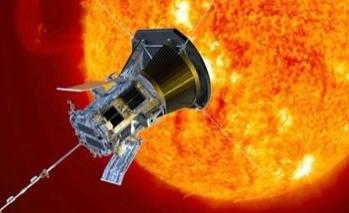 """帕克探测器将首次""""触摸""""太阳"""