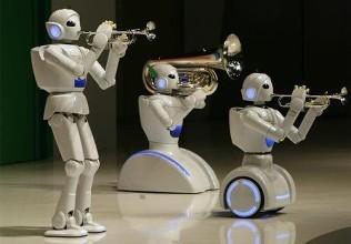 机器人拉开智能新时代大幕