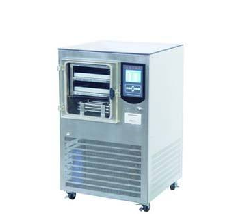 冷冻干燥机的操作方法