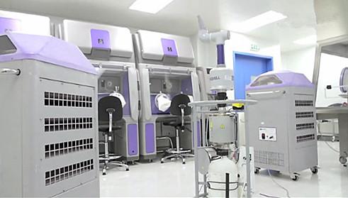 集成过氧化氢蒸汽消毒技术的隔离器-BioquellQube
