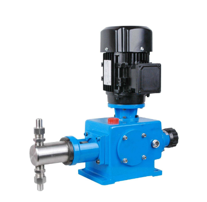 计量泵的发展与应用