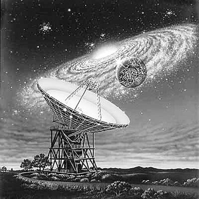 束之高閣25年,SETI項目突獲撥款美政府重啟搜尋地外文明計劃