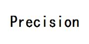 美国Precision/Precision