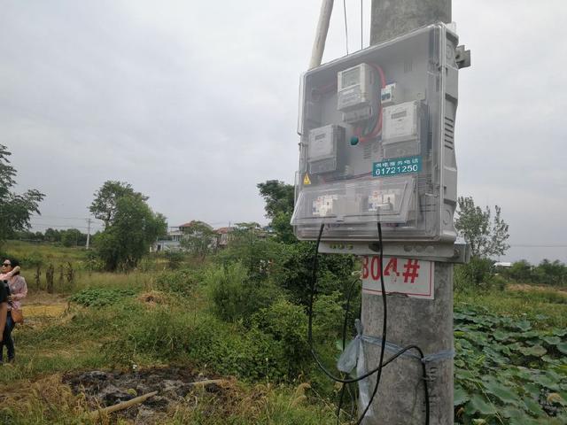"""湖北首创流动""""共享智能电表"""" 方便农户排水灌溉"""