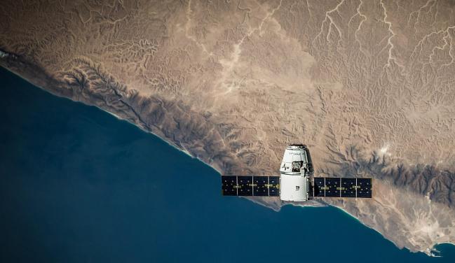 海洋卫星携带紫外成像仪等五大仪器 助力海洋监测