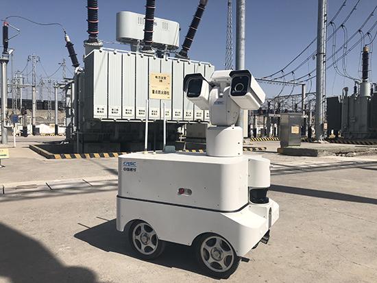 中国通号智能巡检机器人保障高铁澳门永利网上娱乐运营