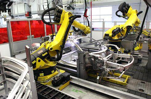 工业机器人行业销量分析 国产品牌进口替代空间巨大