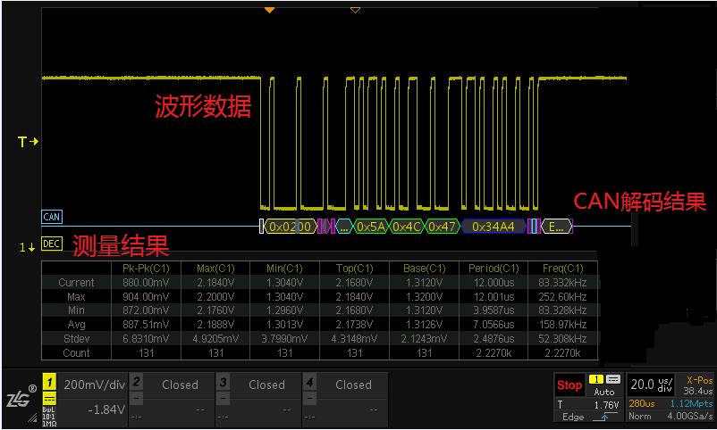 示波器有三种视图模式 但90%的工程师都只用过一种