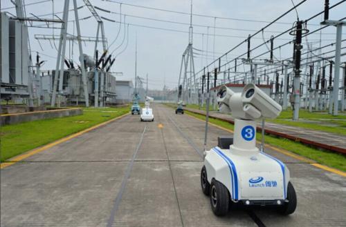 """变电站智能巡检机器人——电力系统优秀的""""运维员工"""""""