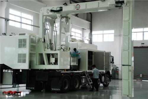 中国技术 欧洲制造同方威视建欧洲最大专业安检设备生产基地