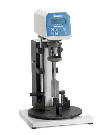 旋转流变仪在油脂研究中的应用