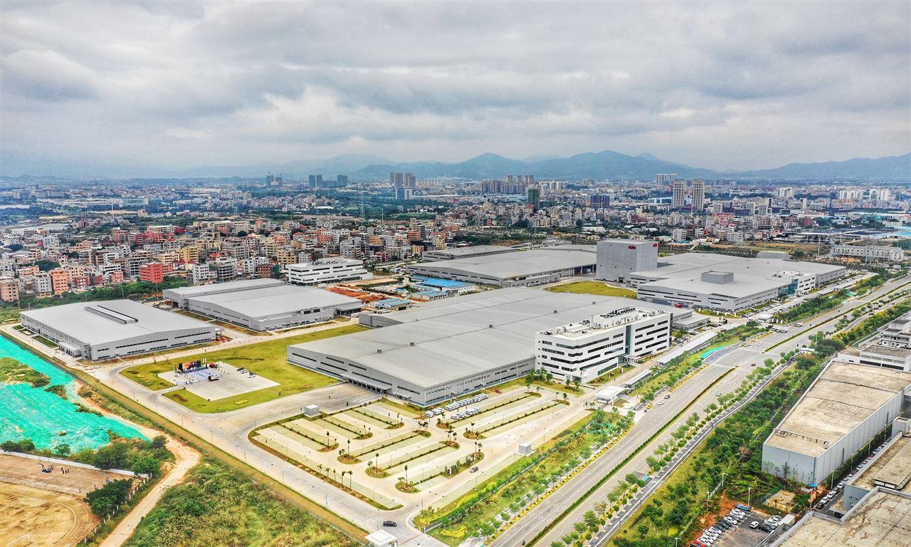 ABB全球领先的创新与制造基地在福建厦门投入运营