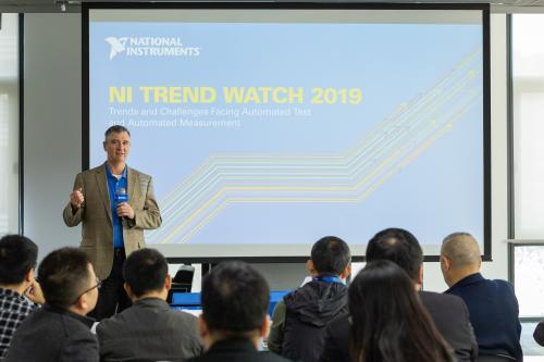详解《NI趋势展望报告2019》:5G、IoT、自动驾驶面临的测试挑战