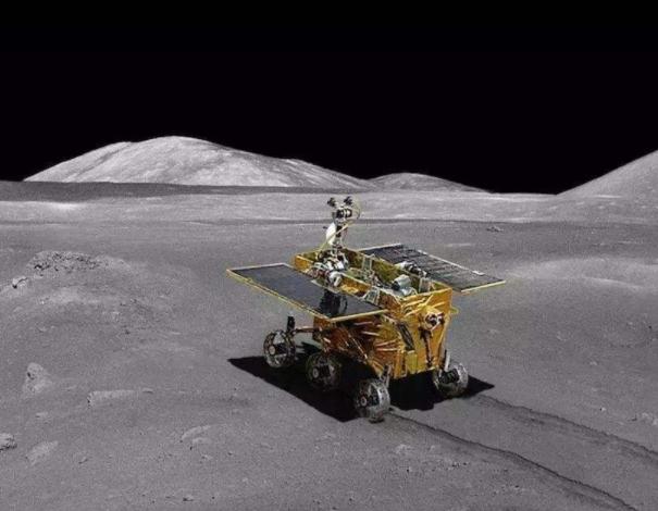 嫦娥四号成功登陆月球背面