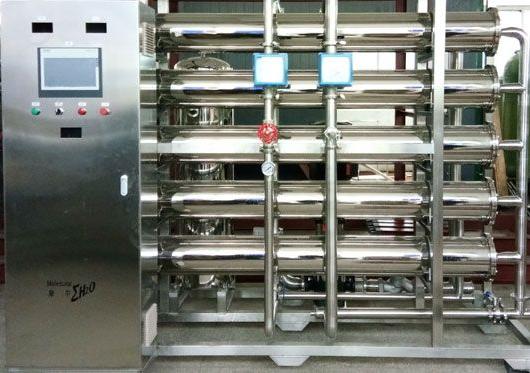 超纯水机分类