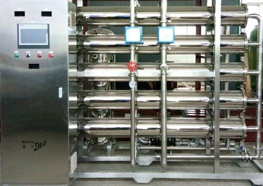超纯水机制取超纯水原理