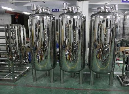 实验室超纯水机的调试