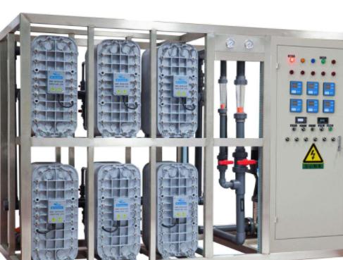 超纯水设备EDI技术的发展
