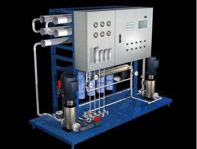 超纯水机的使用步骤