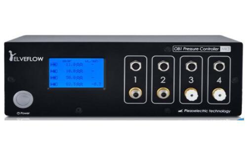 Elveflow微流控OB1压力控制器做微流控注射泵设置方法