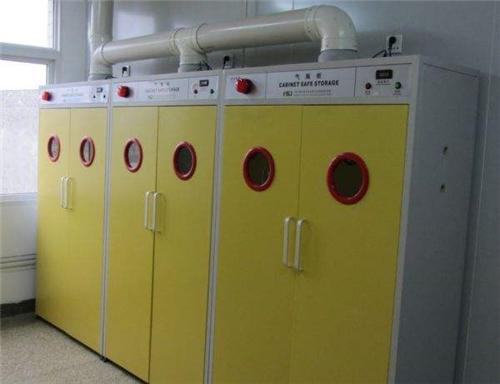 实验室安全柜的内部结构与功能
