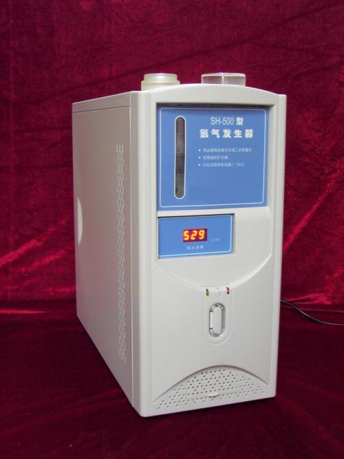 氢气发生器的工作原理和结构特点
