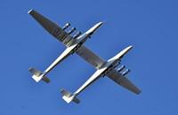 双体比翼鸟飞机首飞成功 未来有望发射卫星载人入太空