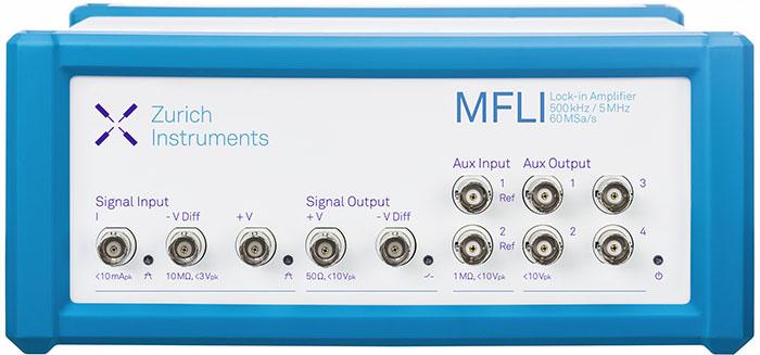 苏黎世(ZI)数字锁相放大器MFLI系列介绍