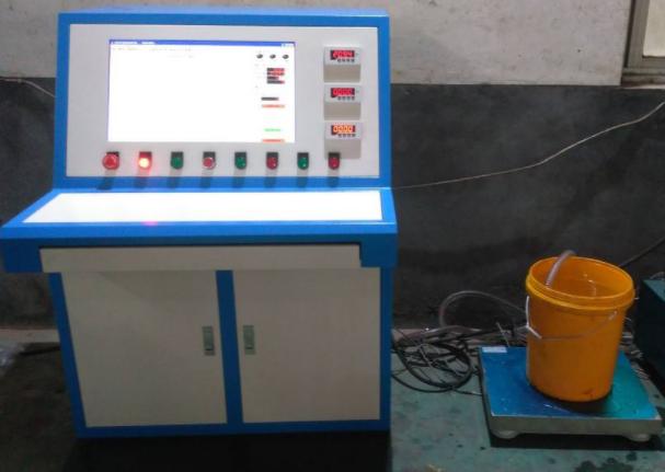 水压试验机操作使用规程