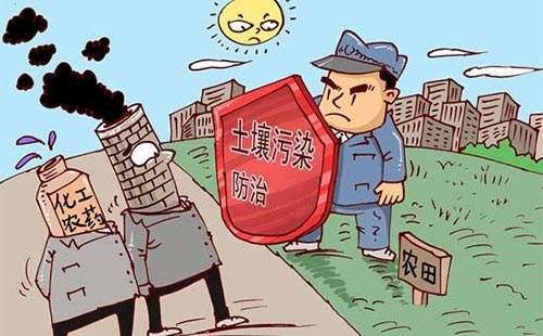 天津生态局颁发《天津市土壤污染防治条例》征求意见稿