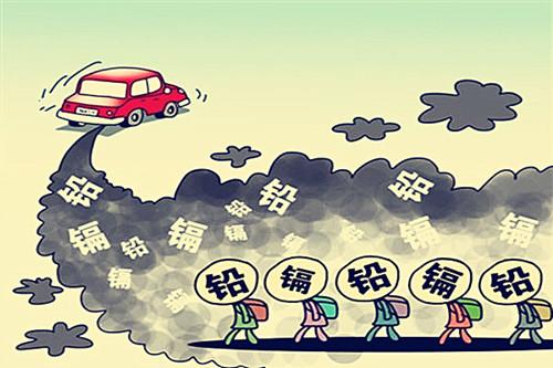 西江启动机动车遥感监测系统 实时筛查高排放车辆