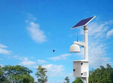 蓝天保卫战如火如荼 多省建立复合型环境监测超级站