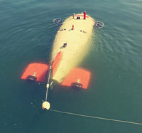 """沈阳自动化研究所研发遥控水下机器人""""海斗一号""""完成实验"""