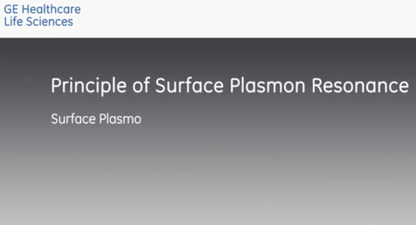 表面等離子體共振儀工作原理介紹-GE Biacore系統為例