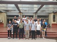 河南省農業激光技術國際聯合實驗室召開調研和技術交流
