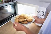 微波炉真的可以加热鸡蛋吗?