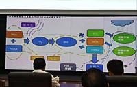 河南臭氧污染防治视频会议 由北大教授与博士进行授课