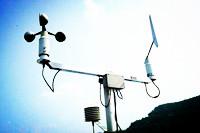 空氣質量監測分析設備為贛州守護湛藍天空