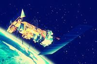"""""""16米紅外高光譜光學衛星大氣校正儀生成軟件""""項目已激活"""