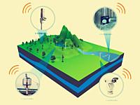 全國地質災害信息平臺 多種監測儀器顯神通