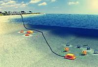 自由伸縮式海洋剖面觀測浮標系統 布放舟山海洋進入試運行
