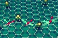 石墨烯基应变传感器 有望用于医疗等领域