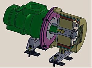 北交大新思路 由滑模觀測器控制的永磁同步電機無傳感器系統