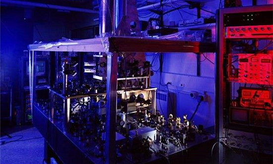我国NQI项目导航时间频率传递装置驯服原子钟提供标准时间