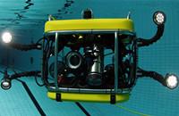 浙江计量院为企业提供水下机械手工作精度检测难题服务