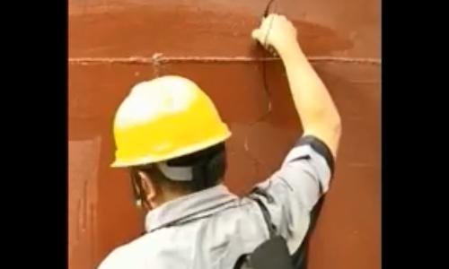 广州市安普超声波探伤检测无损检测怎么看缺陷?
