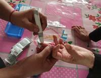 """清华大学采用多传感器融合技术研发国内首款""""无创血糖仪"""""""