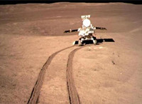 月夜休眠结束 嫦娥四号与玉兔二号自主唤醒 起床上班啦